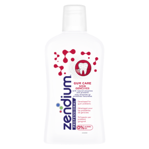 Zendium Munskölj  Gum Care 500ml Front